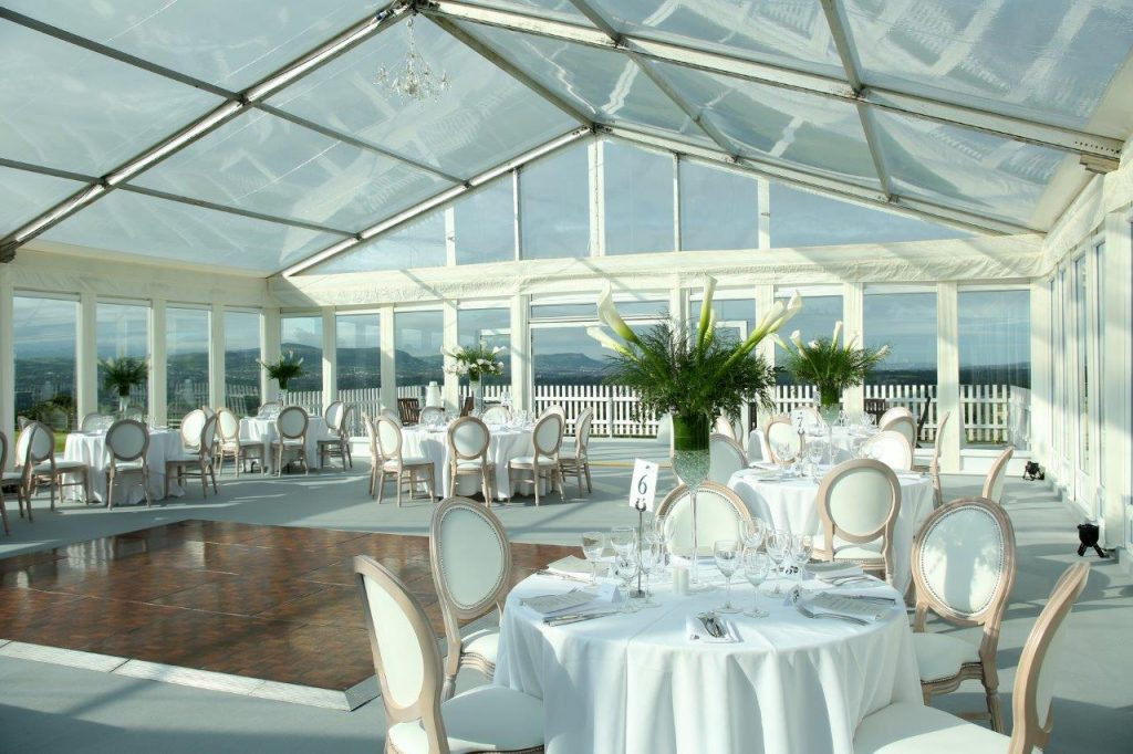 Table Hire - North Down Marquees Northern Ireland