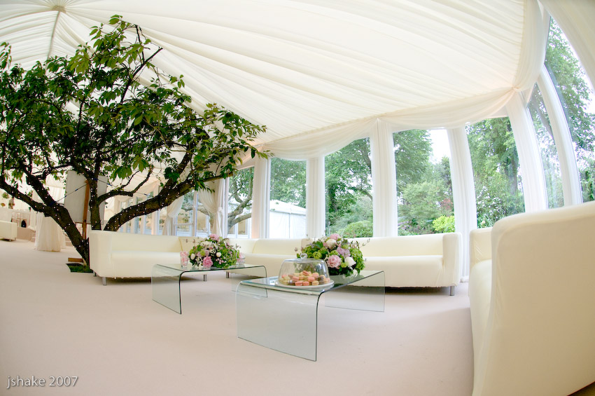 Marquee Hire for Wedding & Private Events