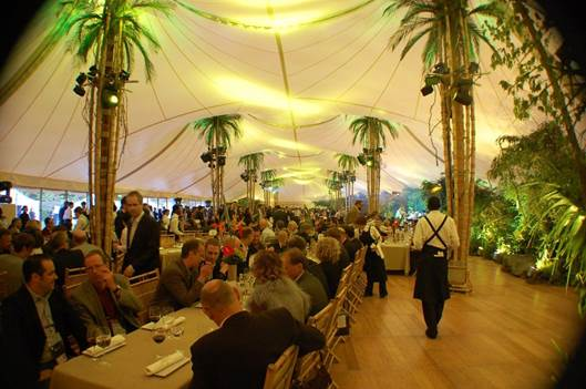 The Bamboo Style Marquee